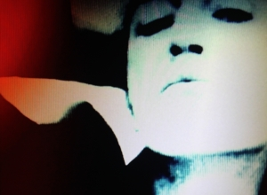 Cover new EP Yvi Slan - Blue - 2013