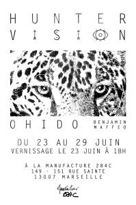 Benjamin Maffeo / OHIDO Vernissage Manufacture 284c, Marseille, France