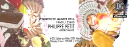 Le QG / Boombop rec / Philippe Petit