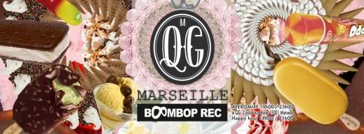 LE QG / Boombop rec