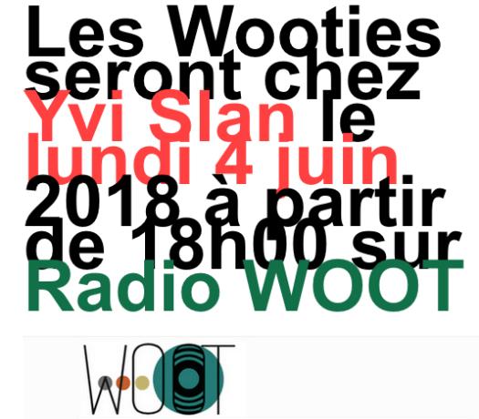 RADIO WOOT YVI SLAN Boombop rec