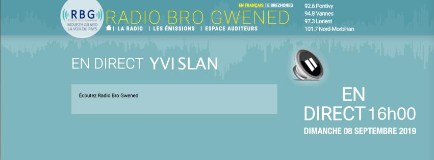 BANDEAU radio bro