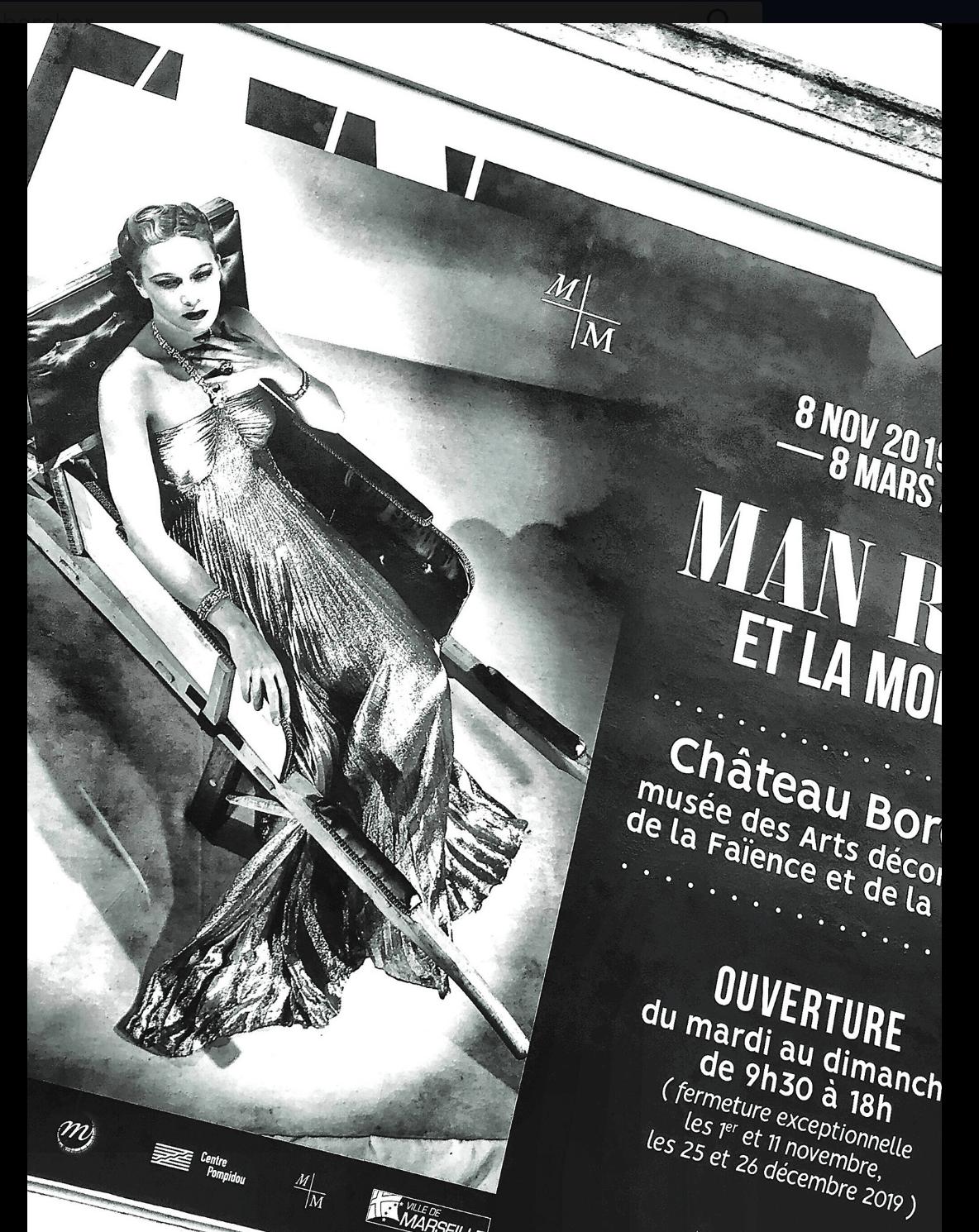 Yvi Slan dj Set vernissdage expo Man Ray